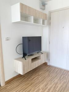 For RentCondoBangbuathong, Sainoi : AA61- 0050 Condo for rent, The IRIS Bangyai, THE IRIS BANGYAI, decorated with new furniture.