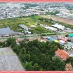 For SaleLandRama 2, Bang Khun Thian : Land for sale in Bang Khun Thian, 4 rai 53 Sq.