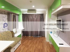 เช่าคอนโดพระราม 3 สาธุประดิษฐ์ : ให้เช่าห้องสวย Lumpini Park Riverside-Rama 3 วิวแม่น้ำ ชั้นสูง แต่งครบ 1ห้องนอน 12,000 บาท/เดือน