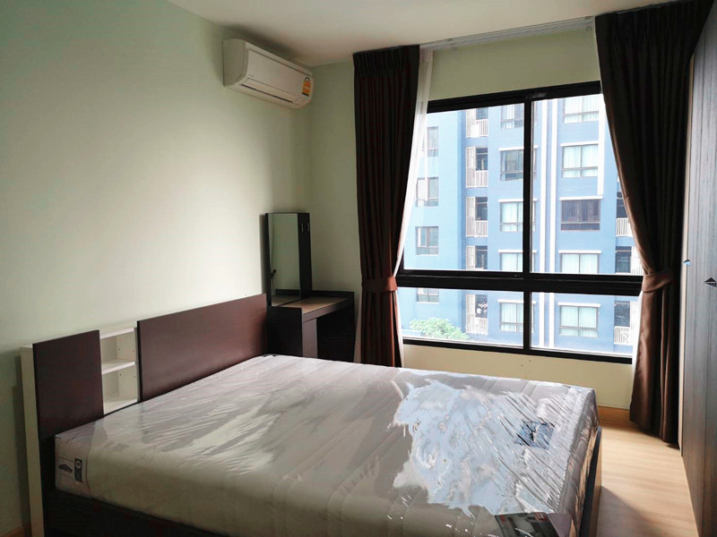 For RentCondoKasetsart, Ratchayothin : For Rent Condo The Niche Mono Ratchavipa 34 sqr.m. fully new furnished, ready for move-in