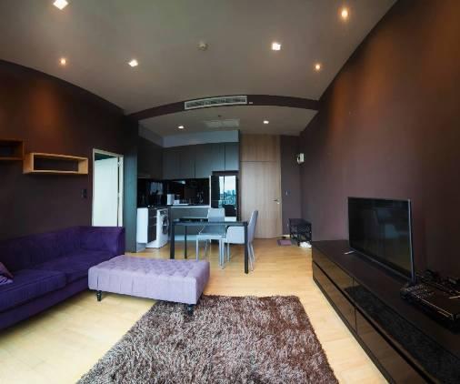 เช่าคอนโดสุขุมวิท อโศก ทองหล่อ : Urgent Rent Noble Reveal Ekamai 1 bedroom  51sqm ready to move in