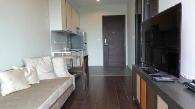 For SaleCondoSukhumvit, Asoke, Thonglor : New condo for sales / rent (just transferred) C Ekkamai, 18th floor