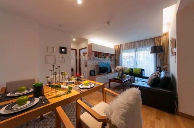 For SaleCondoOnnut, Udomsuk : For Sale - 3 bedroom condo for rent in Sukhumvit Thonglor, near BTS 52
