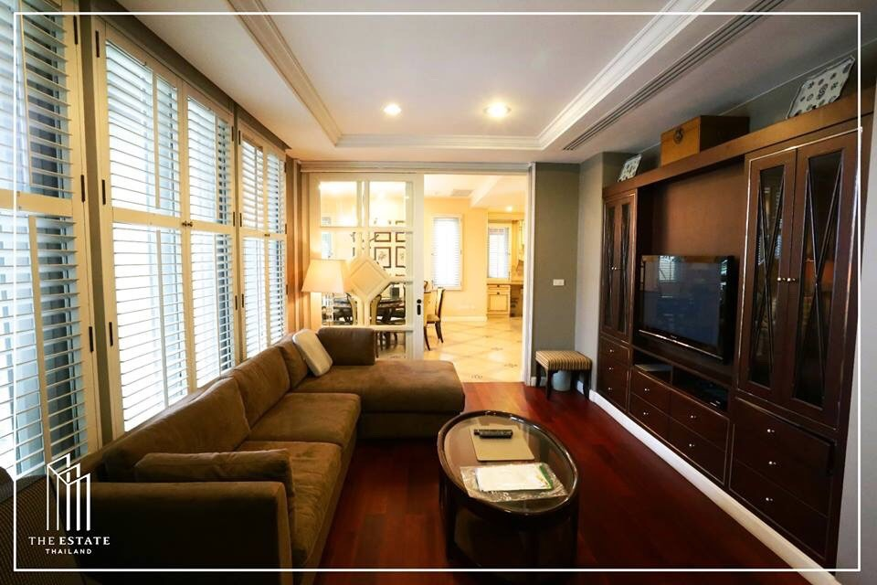 For RentHouseBangna, Bearing, Lasalle : House for RENT *** Magnolias Southern California Fully Furnished house featured with imported materials from abroad @ 160,000 Baht