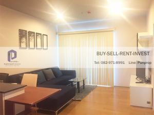 เช่าคอนโดวงเวียนใหญ่ เจริญนคร : For rent! Hive Sathorn @BTS Krungthonburi 1 br. 10th fl. 21,000 baht