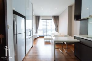 For RentCondoRatchadapisek, Huaikwang, Suttisan : Condo for RENT *** IVY AMPIO *** High floor room, beautiful view, fully furnished. Ready to move in. Don't be in a hurry. Hurry up to reserve!!! @27,000 Baht