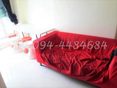 เช่าคอนโดสยาม จุฬา สามย่าน : ให้เช่าด่วน ห้องสวย Wish @ Samyan (วิช แอท สามย่าน) ราคา 16,000 บาท ขนาด 34.75 ตรม.ชั้น 14