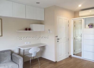 ขายคอนโดพระราม 3 สาธุประดิษฐ์ : Sell corner room 2.9MB 30th floor 38.80sq.m. The Trust Residence Ratchada-Rama 3