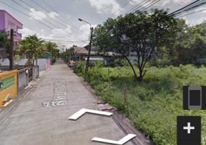 ขายที่ดิน ใกล้สถานีรถไฟฟ้า สายสีชมพู สายสีส้ม ตลาดมีนบุรี รามอินทรา เสรีไทย 527 , 332 ตรว.ซอยสีหบุรานุกิจ 16