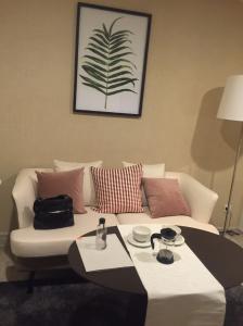 [ให้เช่า] Chamber Chaan แชมเบอร์ส ชาน ลาดพร้าววังหิน 1 bed แต่งสวย เฟอร์ครบ พร้อมอยู่