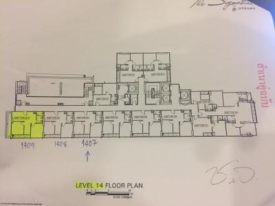 ขาย 2 นอน 1 น้ำ 49.59 ตรม ห้องมุม ระเบียง 3 ด้าน TYPE พิเศษ RARE ITEM ทั้งตึกมี2ห้องเท่านั้น PRIVATE ไม่มีคนเดินผ่าน
