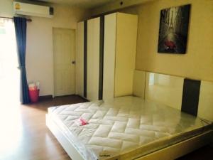 For RentCondoRama9, RCA, Petchaburi : ***For Rent Supalai Park Ekkamai-Thonglor Studio Size 34.5 sq.M. Rental 10,000 baht / month