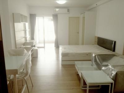 ขายคอนโดพระราม 9 เพชรบุรีตัดใหม่ : ด่วนๆๆๆ***ขายห้องสตูดิโอ 34.5 ตร.ม ห้องพร้อมอยู่***ราคาถูกสุดในตึก***For sell studio room 34 sq.m.