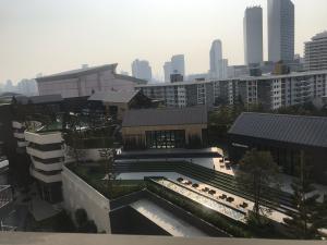 เช่าคอนโดรัชดา ห้วยขวาง : ให้เช่า Chapterone Eco 1ห้องนอน 30ตรม อาคารC ชั้น7 ห้องมุม วิวสระว่ายน้ำสวยมากๆๆๆ 16,000฿/เดือน ติดต่อ 0882893642
