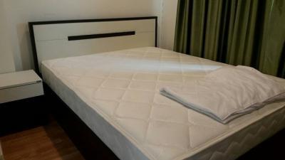 For RentCondoNawamin, Ramindra : Condo for rent at Lumpini Park Nawamin-Sriburapha, nice decoration, ready to move in