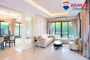 ขาย บ้านเดี่ยว แกรนด์ บางกอก บูเลอวาร์ด ราชพฤกษ์ รัตนาธิเบศร์ หลังมุม บ้านตัวอย่างแต่งสวย  ใหม่ไม่เคยอยู่ 110 ตรว. ราคาต่ำกว่าทุน 26  ล้าน