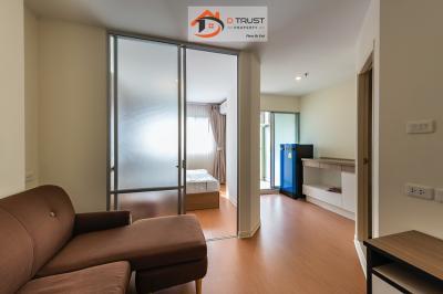 For RentCondoNawamin, Ramindra : Condo for rent, Lumpini Condo Town Ramindra-Nawamin, 17th floor, beautiful room, fully furnished