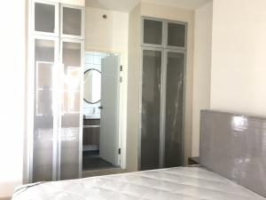 For RentCondoRatchadapisek, Huaikwang, Suttisan : For Rent Chapterone Eco 1 Bedroom 29 sqm. Building E, Floor 18, 13,000 baht per month, Swimming pool view, Very nice.