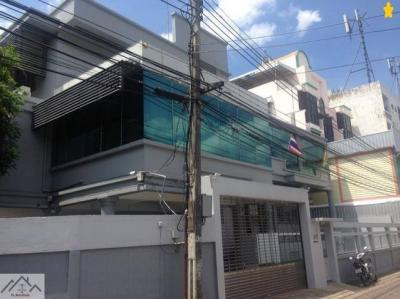 For SaleHome OfficePattanakan, Srinakarin : WA016 Home office for sale 3 and a half floor, Sukhumvit 71 area of 137 Sq. Near BTS Phra Khanong, near the expressway entrance and exit