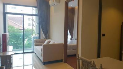 2 bedrooms for rent at Mayfair Place Sukhumvit 50  (BTS Onnut) ให้เช่าคอนโด 2 ห้องนอน เมย์แฟร์เพลส สุขุมวิท 50 (ใกล้บีทีเอสอ่อนนุช)