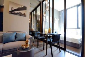 Condo for Sell & Rent The LINE Sukhumvit 71 (Phakanong BTS Station) - on Exclusive floor with 3.2 m ceiling height !!!