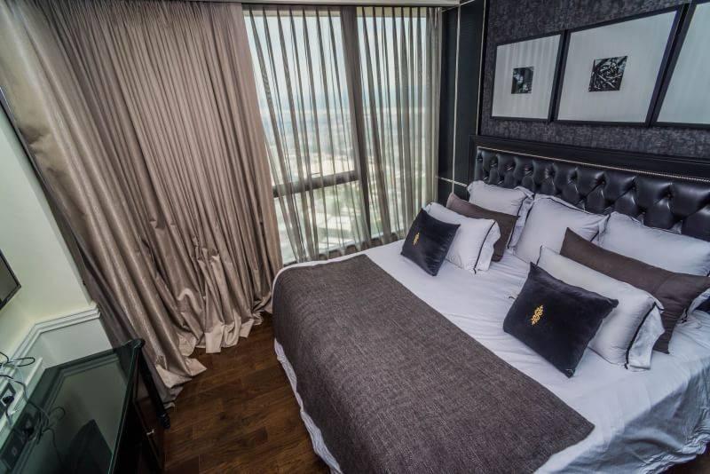 ให้เช่าคอนโดThe Lumpini 24 Penthouse @ สุขุมวิท 24ใกล้BTS พร้อมพงษ์