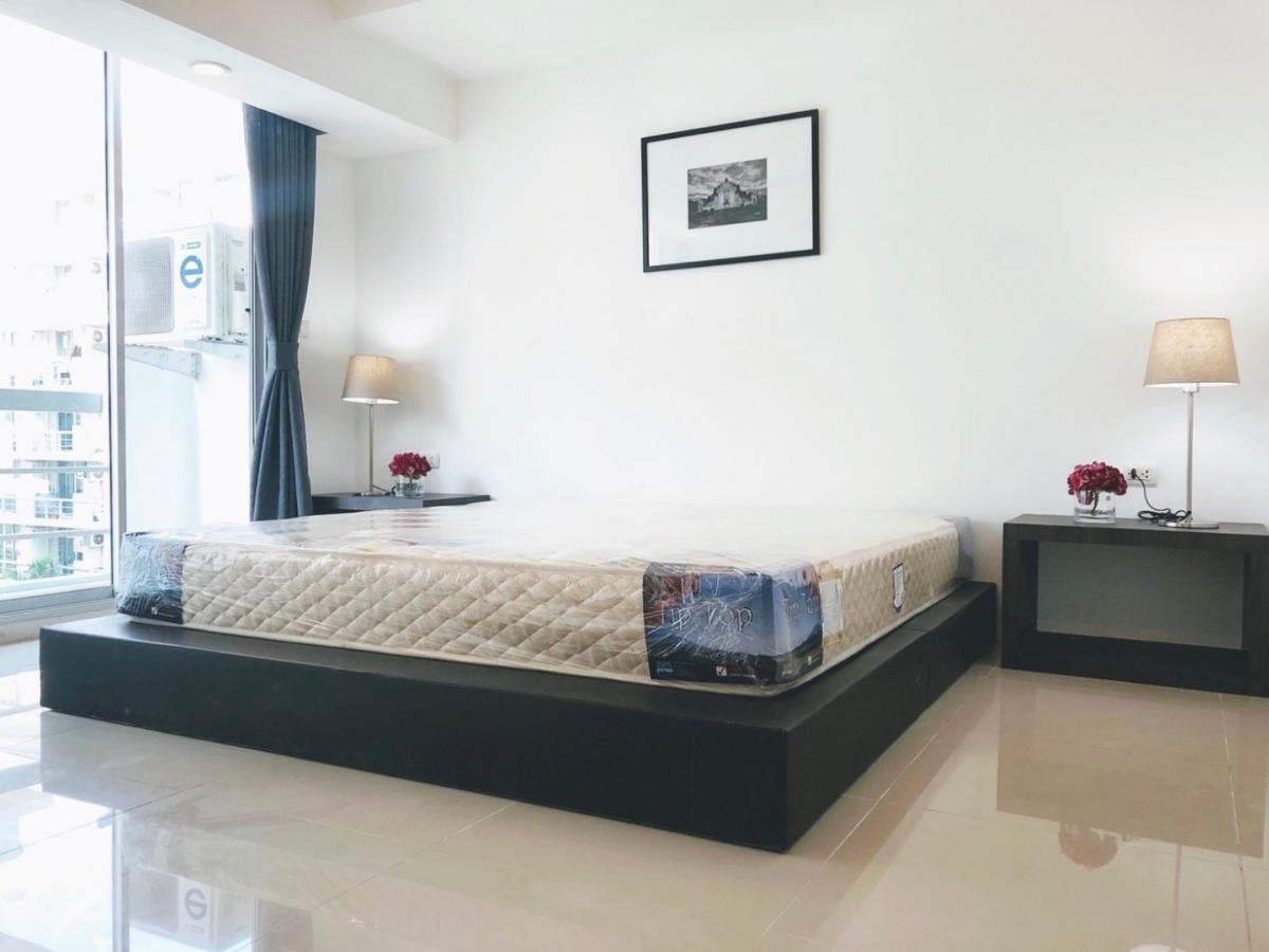 For RentCondoOnnut, Udomsuk : Newly renovated 1Bedroom / 1Bathroom apartment for rent near Onnut BTS station - Ready to move in Waterford Sukhumvit 50