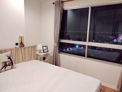 For RentCondoRama5, Ratchapruek, Bangkruai : ให้เช่าห้อง วิวสวย ชั้น25 *มีเครื่องซักผ้า* เฟอร์และเครื่องใช้ไฟฟ้าครบ เพียง 6,000/เดือน!!!