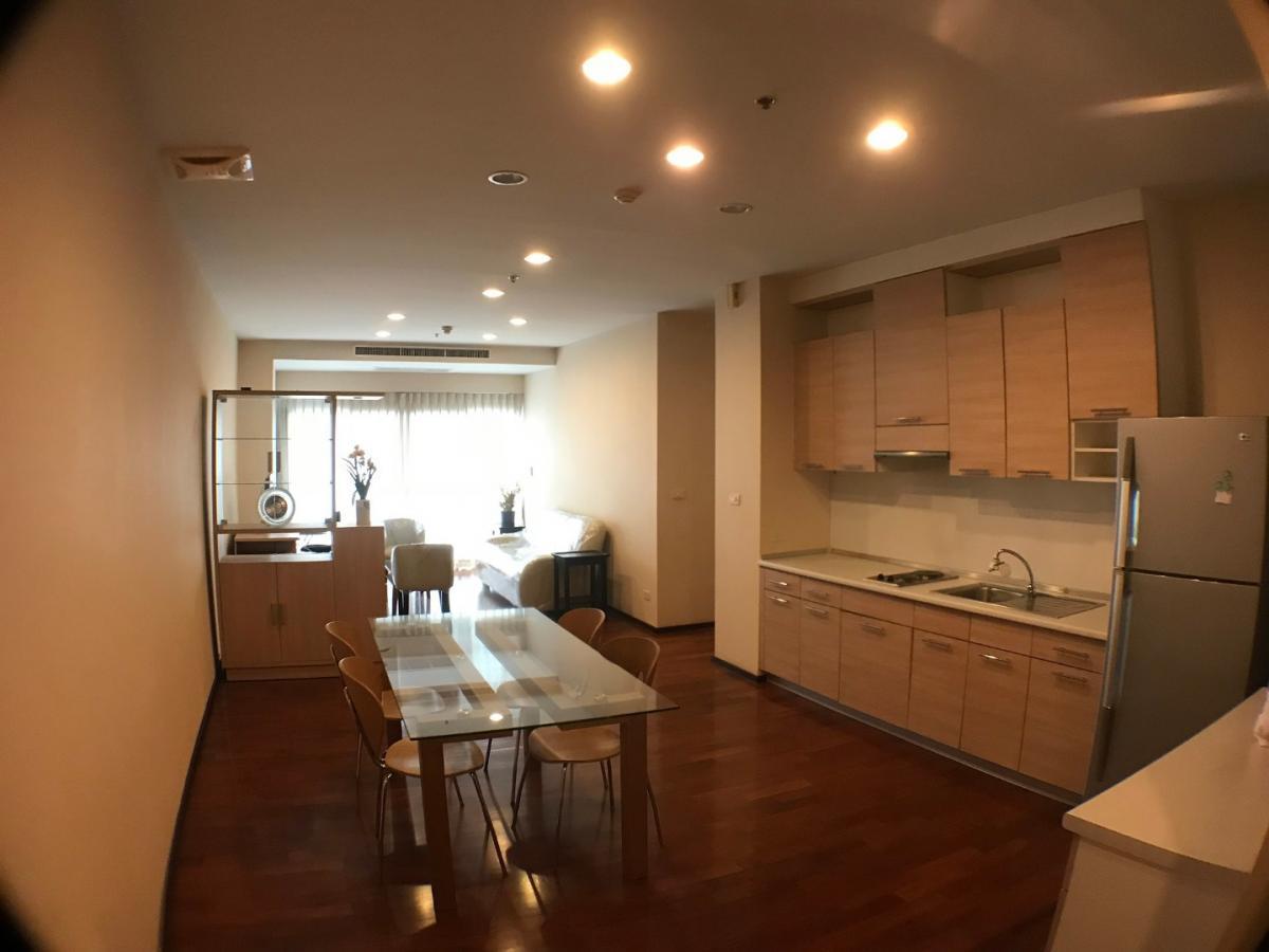 For RentCondoSukhumvit, Asoke, Thonglor : For Rent: 2BR Condo NOBLE ORA Thonglor fully furnished