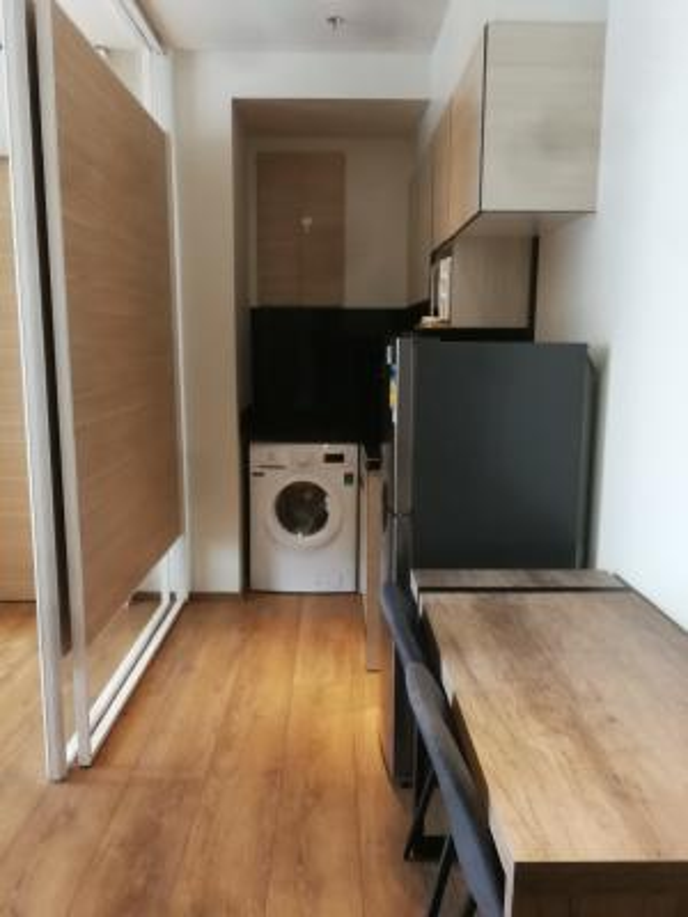 For SaleCondoSukhumvit, Asoke, Thonglor : Sell 1 bedroom, size 33.85 Tower 3, 4th floor