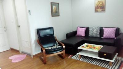 For RentCondoRattanathibet, Sanambinna : Urgent! Very cheap, Large room 36.80 sqm. 6500-7000 THB Rent Regent Home 25 Tiwanon