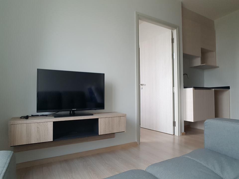 For RentCondoRatchadapisek, Huaikwang, Suttisan : For rent !! Noble Revolve Ratchada, 1 bed 1 bath, size 26 sq.m., fully furnished 15,000.-