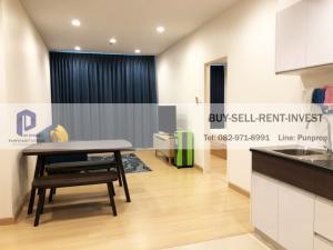 For RentCondoSathorn, Narathiwat : For rent, Supalai Lite, Ratchada-Narathiwat-Sathorn, 57 sqm., 16th floor, fully furnished, ready to wash, 24, 000 baht / month
