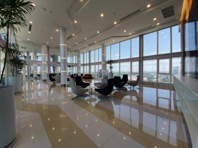 เช่าคอนโดสาทร นราธิวาส : ให้เช่าคอนโด ศุภาลัย ไลท์ รัชดา นราธิวาส สาธร เฟอร์ครบ ตกแต่งสวย ชั้น 9 city view 35 ตร.ม.