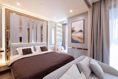 เช่าคอนโดสุขุมวิท อโศก ทองหล่อ : (Owner post) Ashton Asoke High floor 46th for rent