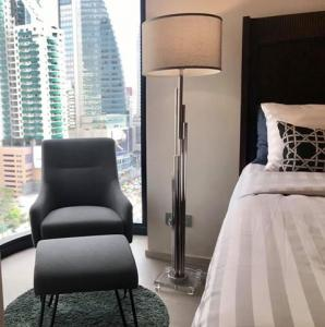 ASHTON ASOKE for rent Near Interchanges MRT&BTS Asoke Sukhumvit