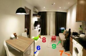ขายหรือให้เช่าด่วน ไอดีโอลาดพร้าว 5  ขนาด 1 ห้องนอน 39 ตรม. ชั้นสูง วิวสวยพร้อมเฟอร์ครบ