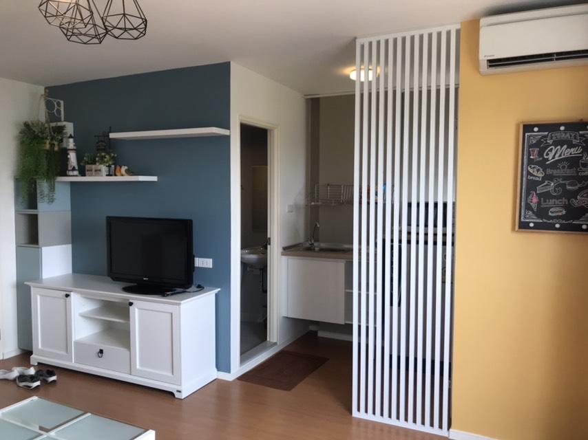 For RentCondoSamrong, Samut Prakan : For rent, Lumpini Mixx, Thepharak, Srinakarin, 2 bedrooms, 2 bathrooms, 2 parking spaces