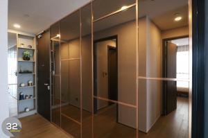 For RentCondoSiam Paragon ,Chulalongkorn,Samyan : ให้เช่า Ashton Chula 2 ห้องนอน ชั้น28  แต่งสวย