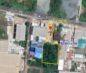 ขายที่ดินเอกชัย บางบอน : ขายที่ดินเปล่า ซอย บ่อดิน ถนนเอกชัย-บางบอน  เนื้อที่ 300 ตรว. ใกล้วัดโพธิ์แจ้ เอกชัย คลองบางน้ำจืด