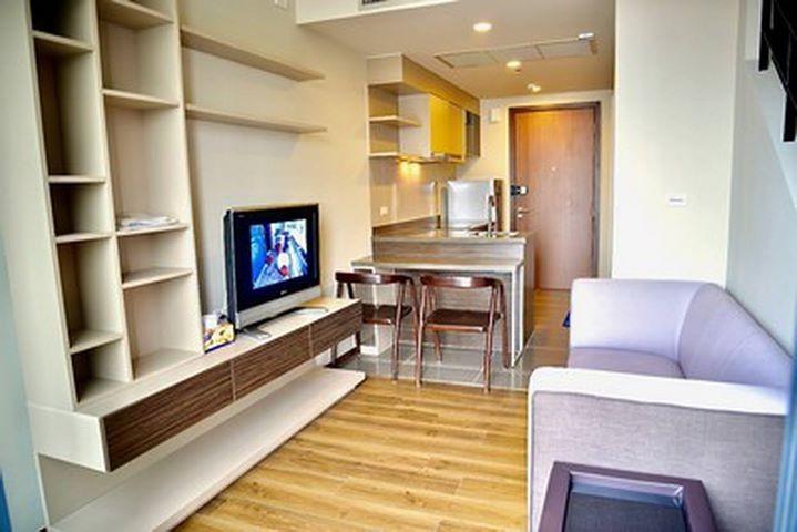 ✨ขายหรือให้เช่า 1 ห้องนอน สุดยอดทำเล ออนิกซ์ พหลโยธิน แสนสิริ BTS สะพานควาย✨