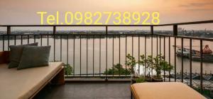 For SaleCondoRama3 (Riverside),Satupadit : Sell / rent Riverfront room, rare location, 2 bedroom, U Delight Condo, Rama 3, Floor 10+, view of Rama 9 Bridge