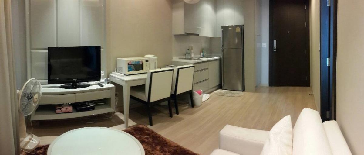 เช่าคอนโดราชเทวี พญาไท : ++เช่าห้องแต่งสวย++ The Address Phayathai ชั้นสูง วิวโล่ง 1 ห้องนอน 39 ตร.ม. ใกล้ BTS พญาไท