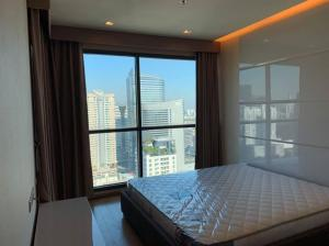 The Address Sathorn 2 bedrooms, 1 bathrooms. 66sq.m. on 36fl.