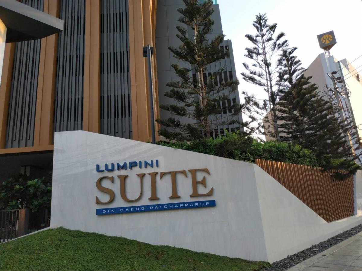 For SaleCondoRatchathewi,Phayathai : For sale, Condo Lumpini Din Daeng. Good location.