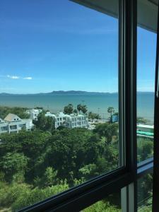 For SaleCondoPattaya, Bangsaen, Chonburi : Lumpini Park Beach 2 bedrooms on 8th floor