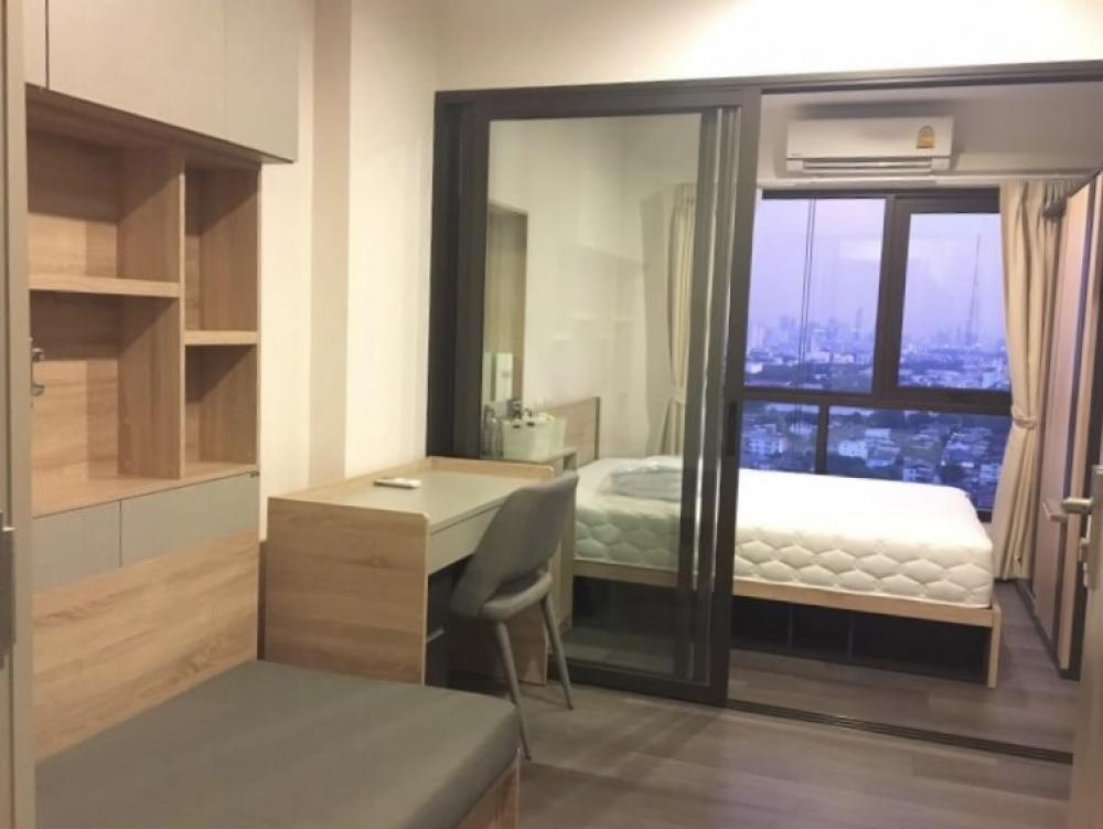 For SaleCondoBang Sue, Wong Sawang : Condo for sale with tenants, The Stage Taopoon Interchange. Near the mrt + Gateway mall South balcony has good breeze, city + river view, 22nd floor, wall and balcony, not attached to anyone