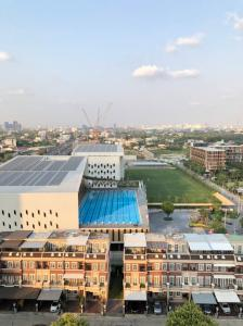 For SaleCondoOnnut, Udomsuk : The Base Park East Condo for sell