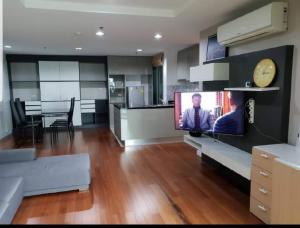 For RentCondoRama9, RCA, Petchaburi : 💥Shock Price‼2 bed 78sqm,  Belle Grand Rama9 for Rent