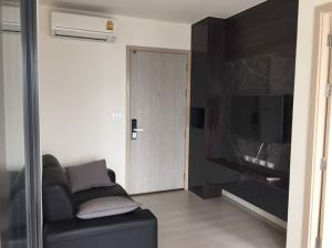 FOR SELL or RENT (RARE ITEM): Rhythm Sukhumvit 36-38 size 33 sq.m Floor 24. Fully Furnished